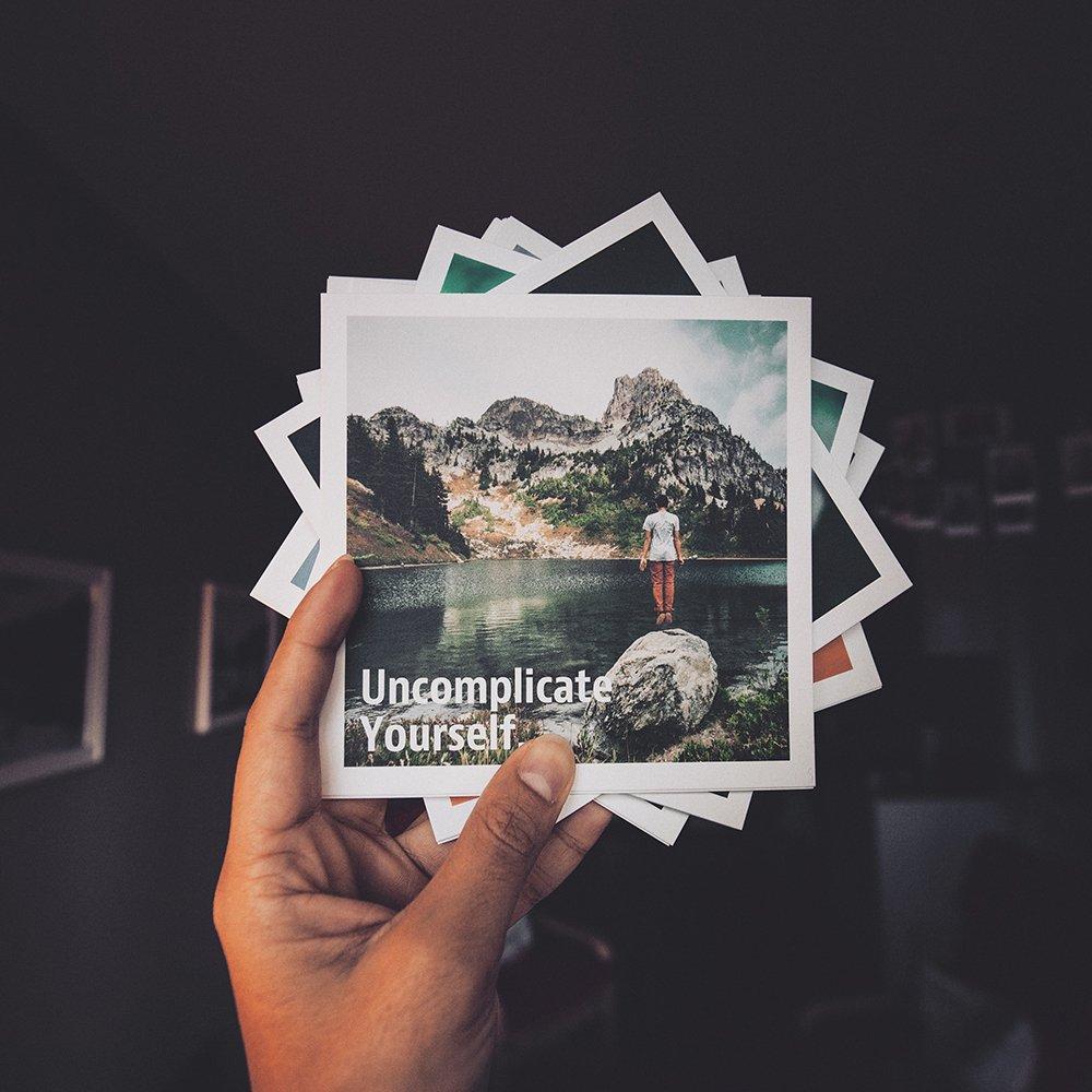 Scopri le tue carte