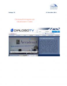 Dialogo TV
