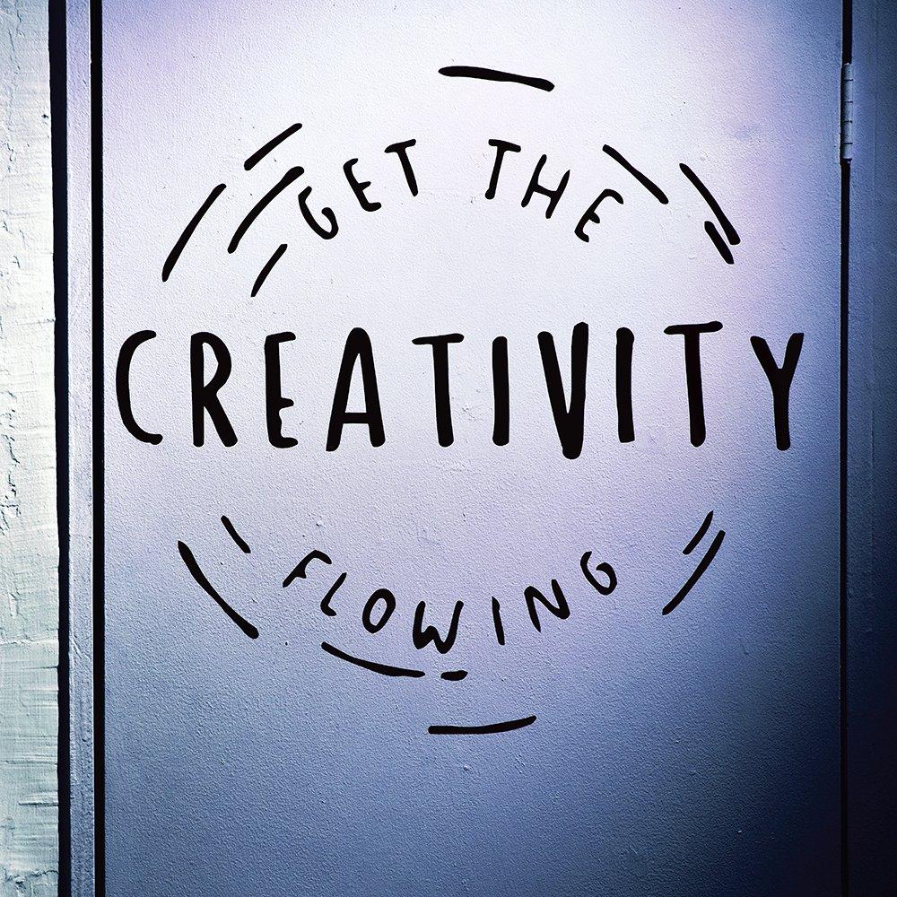 Vivi una vita creativa